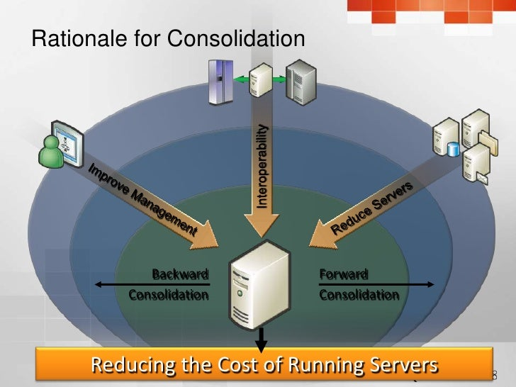dbms server consolidation A study on unix server consolidation by  virtualization of unix server consolidation,  instances were created in the partition for the created dbms a.