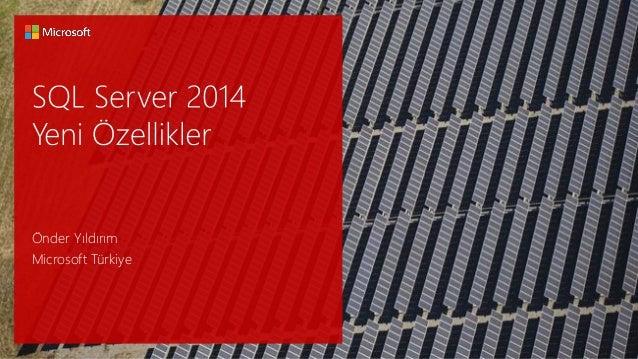 Önder Yıldırım Microsoft Türkiye