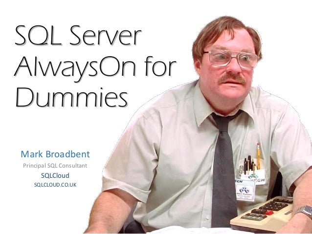 Overview of Always On Availability Groups (SQL Server)