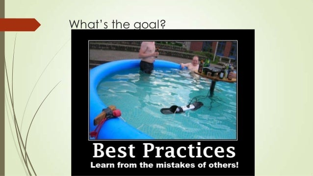 Sql Server 2012 Best Practices
