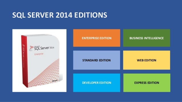 How do you upgrade a sql server express instance from 2012 to 2014.