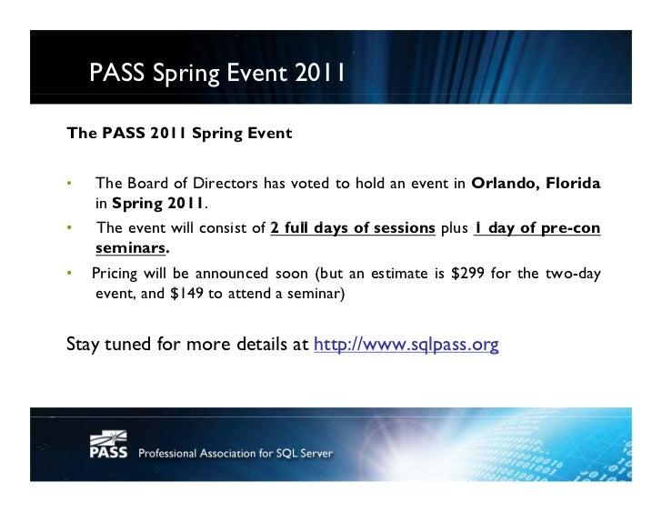 microsoft spring event
