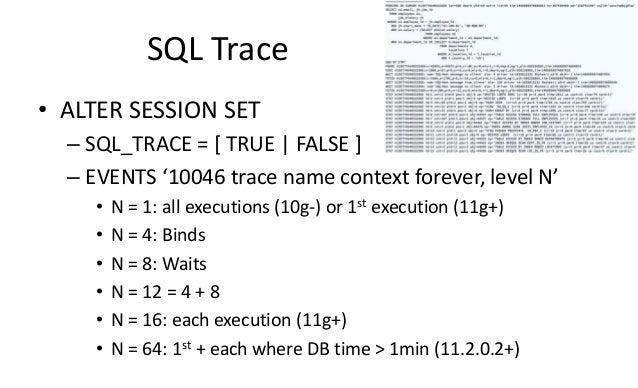 SQL Tuning 101