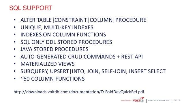 procedures in sql pdf