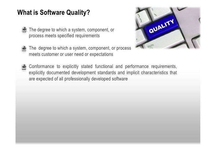 quality management system ppt  software
