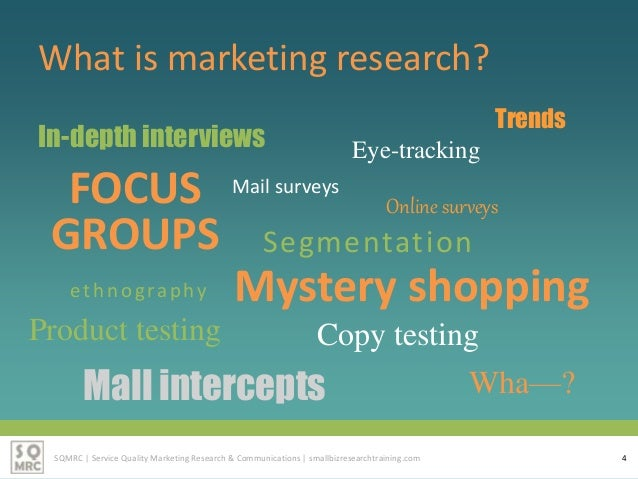 need for marketing research When you conduct marketing research, you can use the results either to create a  business and marketing plan or to measure the success of.