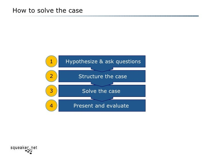 how to prepare for consulting case interview
