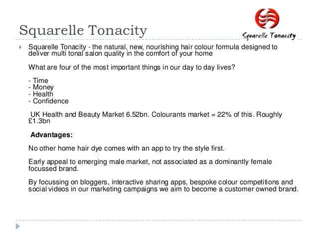 Squarelle Tonacity  Squarelle Tonacity - the natural, new, nourishing hair colour formula designed to deliver multi tonal...
