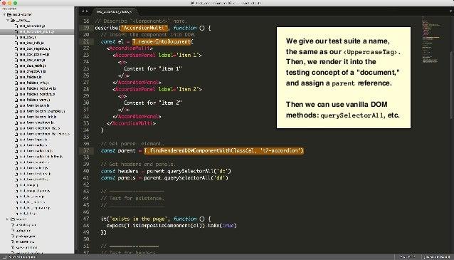 Slides: j.mp/getting-started-react GitHub repo: github.com/t7/react-starter Me, on Twitter: @nathansmith