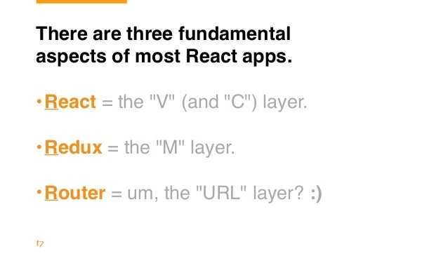 PROOF POSITIVE OF COOL PROJECTS? LOGOS! github.com/reactjs/react-routergithub.com/reactjs/reduxgithub.com/facebook/react