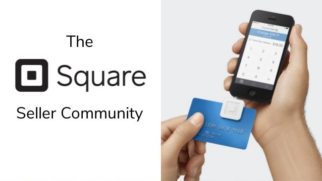 Seller Community The