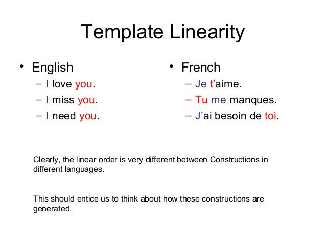 meaning of template in english