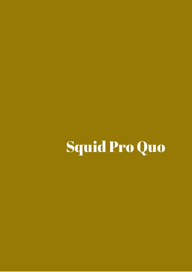 Forex squid review