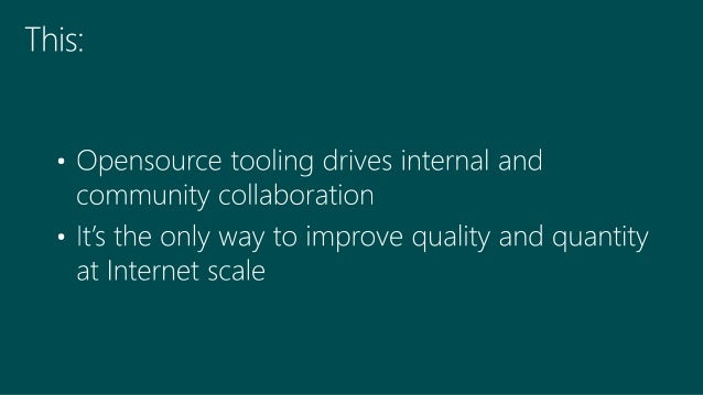 Open Authoring: Content Collaboration Across Disciplines with Ralph Squillace Slide 2