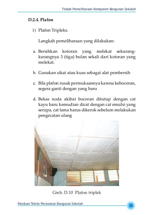 Buku Perawatan Bangunan