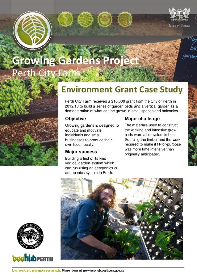 Perth Vertical Edible Garden Projects