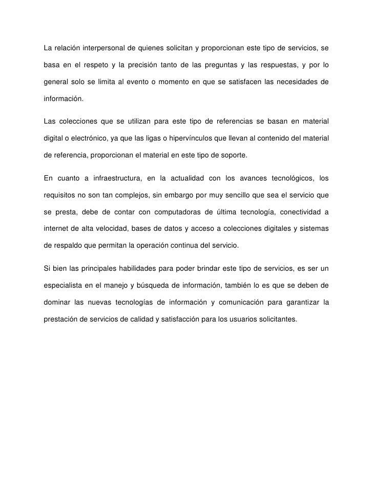 SURGIMIENTO, DESARROLLO Y PERSPECTIVAS DEL SERVICIO DE REFERENCIA VIRTUAL. Slide 3