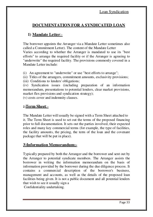 Sr 2 22 loan syndication documentation platinumwayz