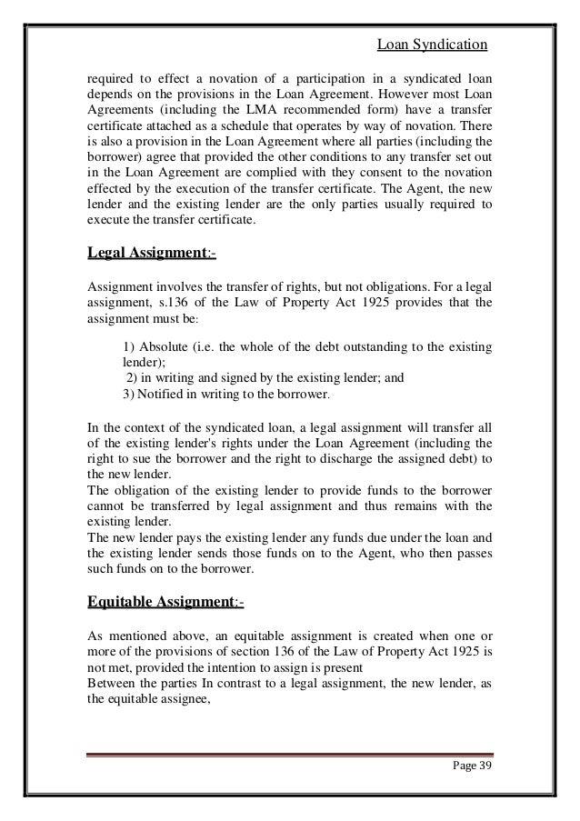 Sr 2 22 – Sample Novation Agreement