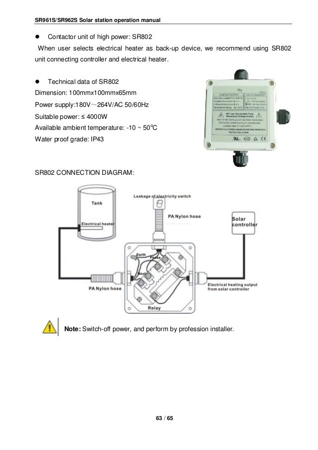 sr961s sr962s solar working station pump station from ultisolar new e rh slideshare net grundfos pm2-ad manual Grundfos Service Manual