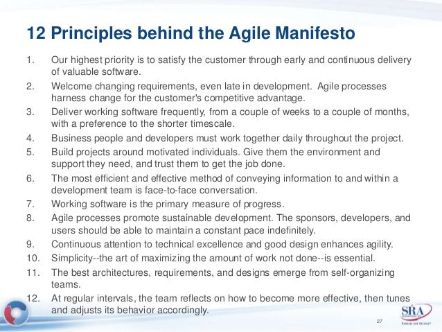 The Agile Method and AGILE ISD; how to use each to improve your train…
