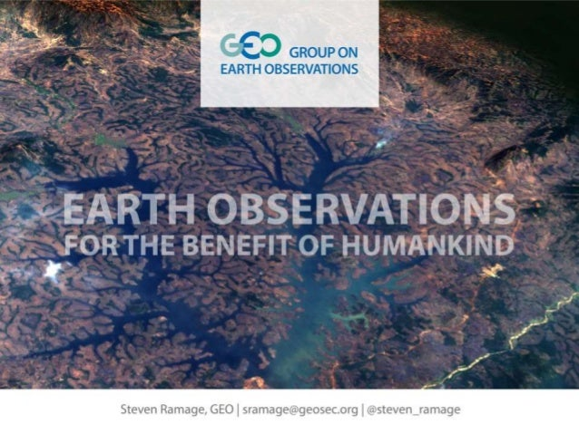 Observations in, on and around the Earth Credits: NASA Goddard MODIS Rapid Response/NOAA