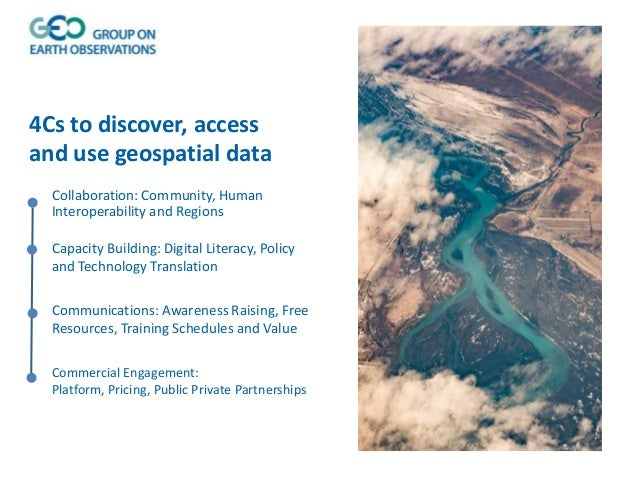 Connect and collaborate: @GEOSEC2025 and @steven_ramage Group on Earth Observations Group on Earth Observations earthobser...