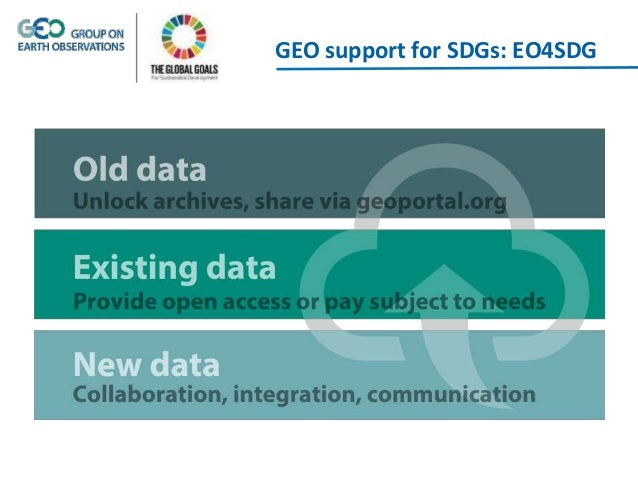 WGGI contributes knowledge and expertise on Earth observations and geospatial information to discussion of SDG Indicators....