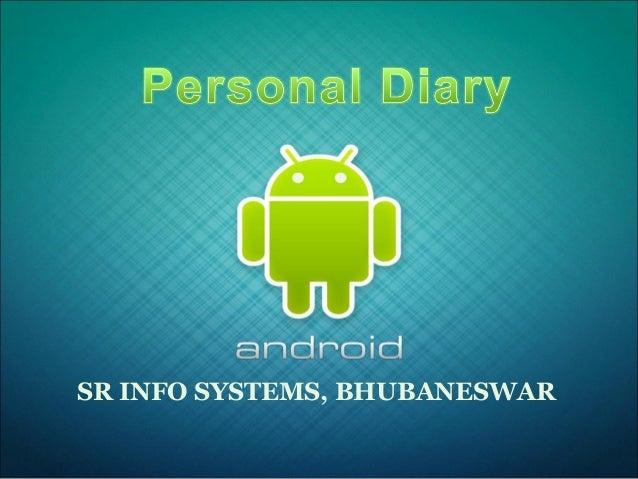 SR INFO SYSTEMS, BHUBANESWAR