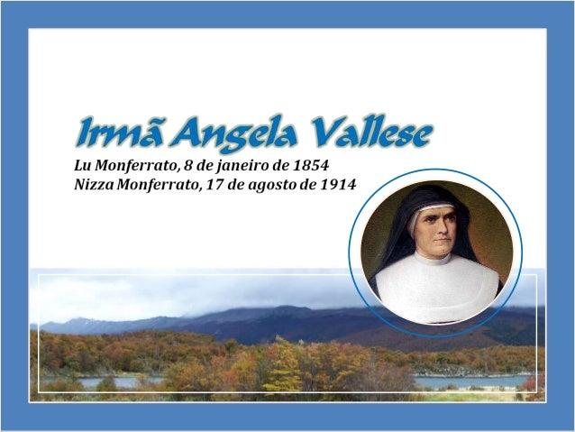  Missionária da primeira hora!  Partiu para a América como responsável pela Primeira Expedição missionária FMA no dia 14...