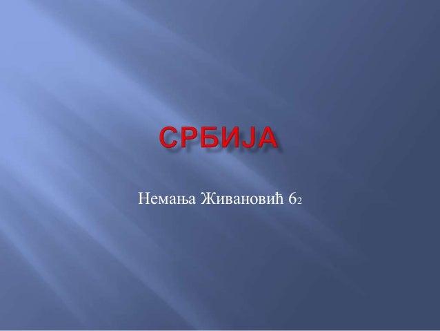 Немања Живановић 62