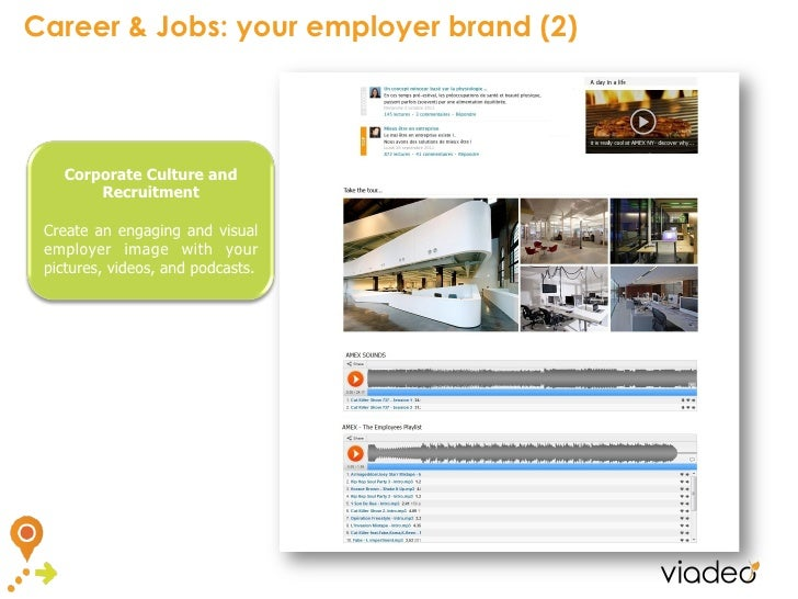 Career & Jobs: your employer brand (2)   Corporate Culture and       Recruitment Create an engaging and visual employer im...
