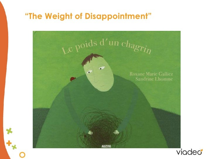 """""""The Weight of Disappointment"""""""