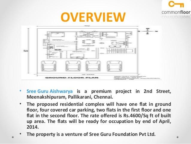 Sree guru aishwarya chennai   Sree guru aishwarya Meenakshipuram   Commonfloor Slide 3