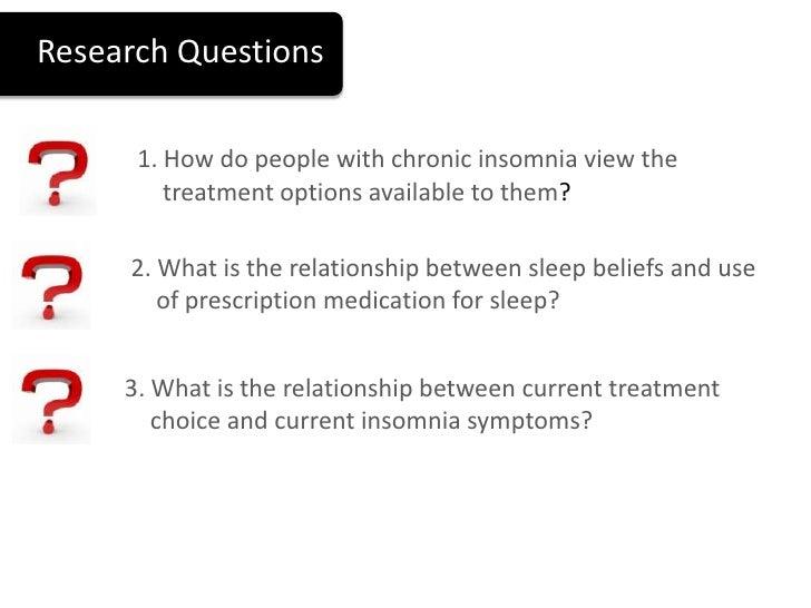 Natural Treatment For Insomnia Problem