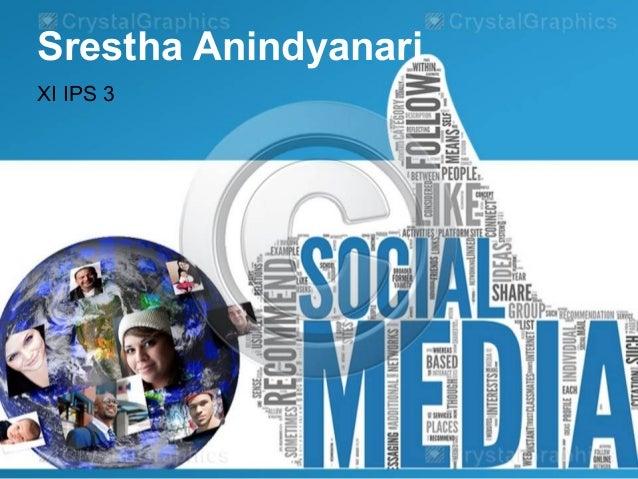 Srestha Anindyanari XI IPS 3