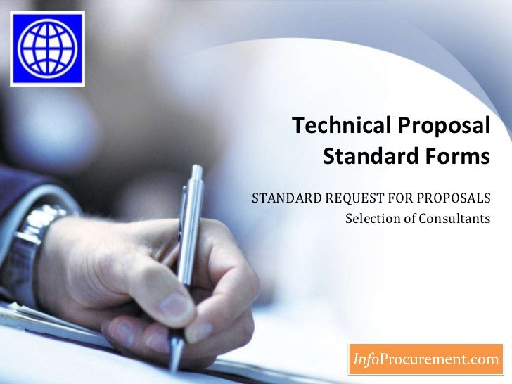 Doc.#585605: Technical Proposal Template – Technical Proposal ...