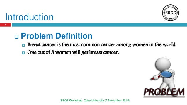 an introduction to the analysis of breasts Introduction to survival analysis 265 diagram illustrating how follow-up data from 8 of the 40 women with breast cancer (see table 121) can be pre.