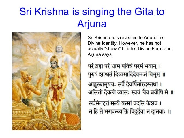 Sri Aurobindo And Sri Krishna Slide 3