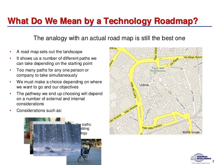 4 what do we mean by a technology roadmap