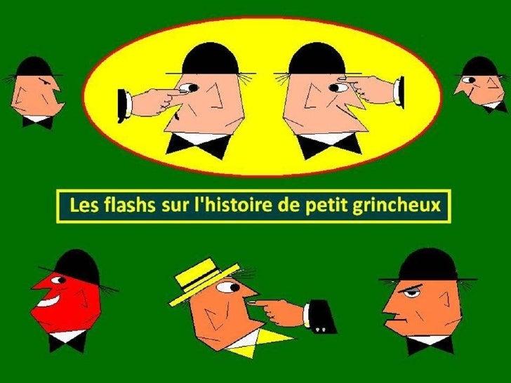 L'Histoire revue par Petit-Grincheux série 2