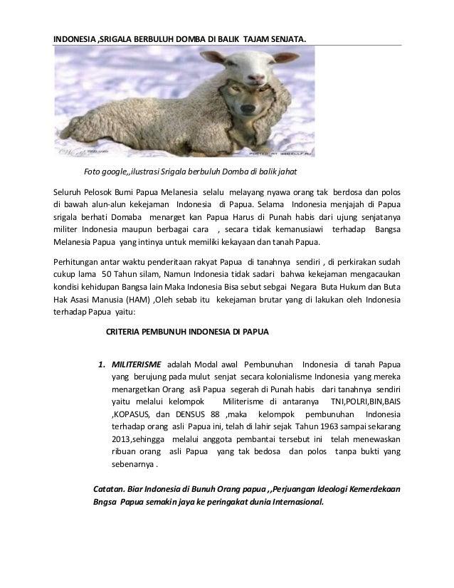 INDONESIA ,SRIGALA BERBULUH DOMBA DI BALIK TAJAM SENJATA. Foto google,,ilustrasi Srigala berbuluh Domba di balik jahat Sel...