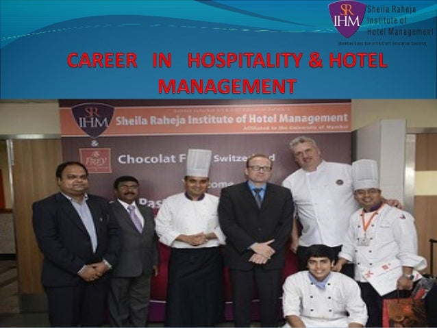 About Us Sheila Raheja Institute of Hotel Management is located at Bandra, Mumbai and is affiliated to University of Mumba...