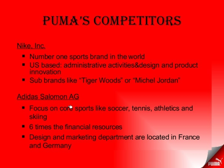 puma ag rudolf dassler sport case study