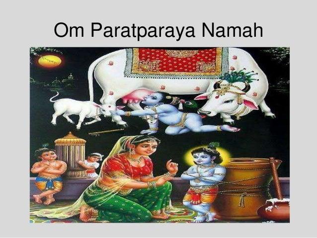 Om Paratparaya Namah