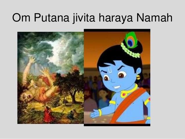 Om Putana jivita haraya Namah