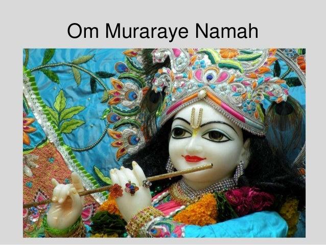 Om Muraraye Namah