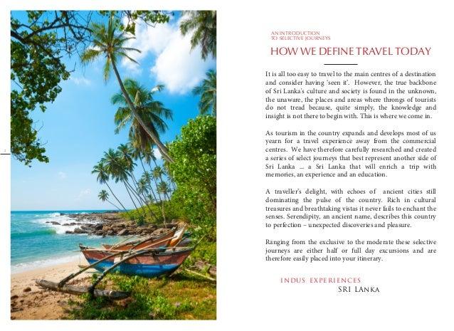 Sri lanka -  Selective Journeys Slide 2
