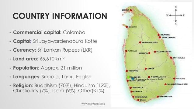 Sri lanka travel tour guide