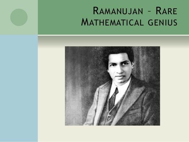 Srinivasa Ramanujan Biography - Childhood, Life ...